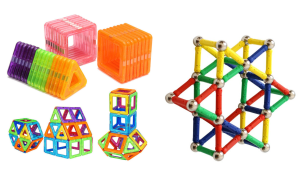Children magnetic toys