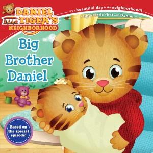 Big Brother Daniel Board book